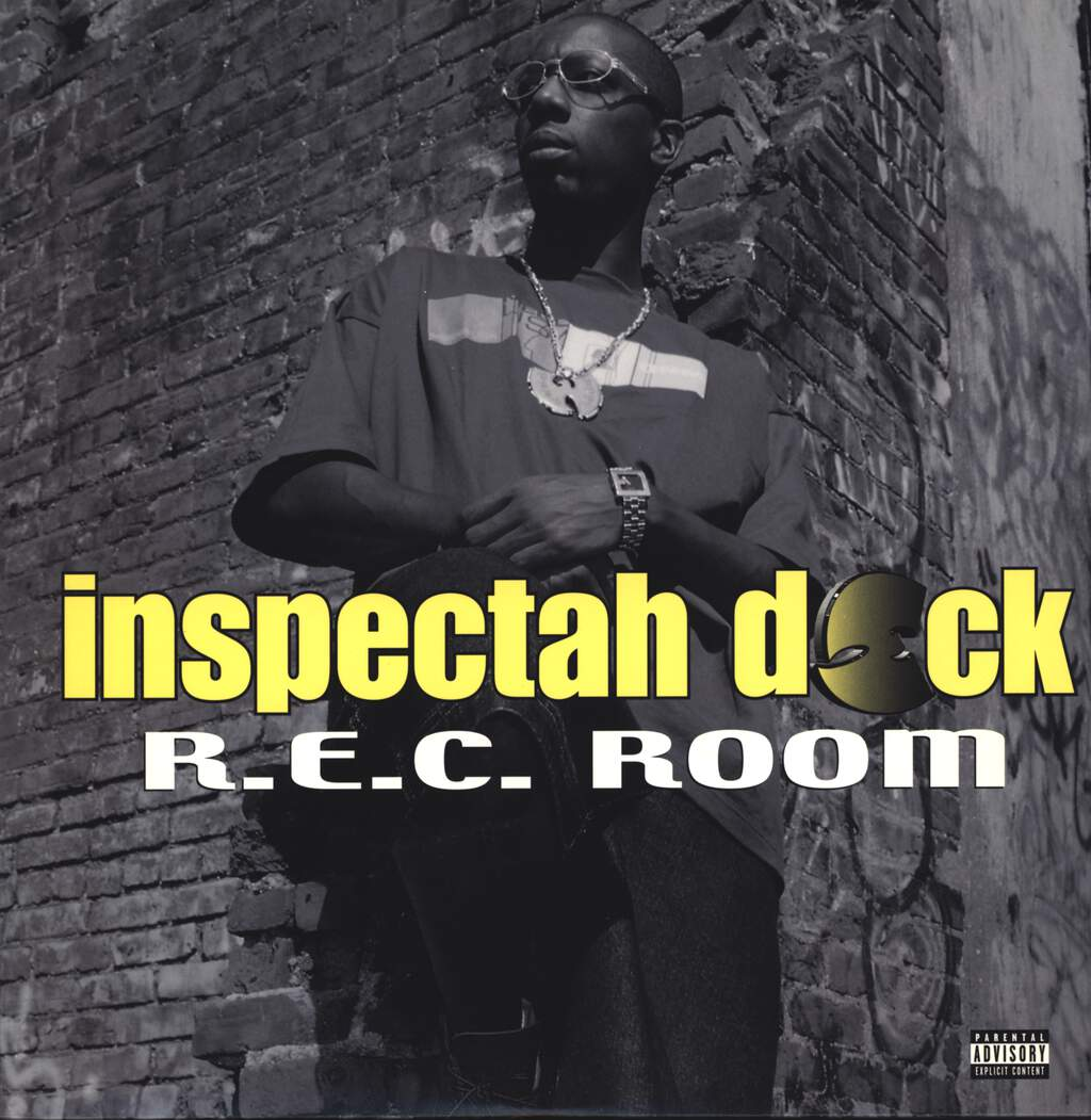 "Inspectah Deck: R.E.C. Room, 12"" Maxi Single (Vinyl)"