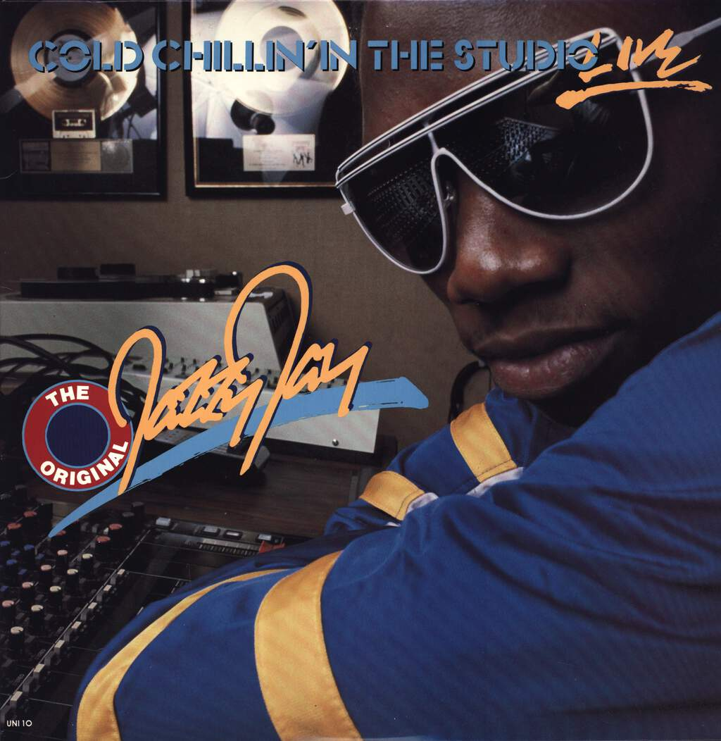 Jazzy Jay: Cold Chillin' In The Studio Live, LP (Vinyl)