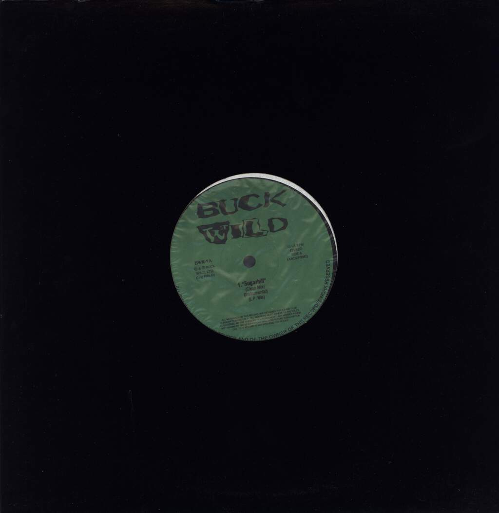 "Various: Sugarhill / Real Niggaz Do Real Things / Glaciers, 12"" Maxi Single (Vinyl)"