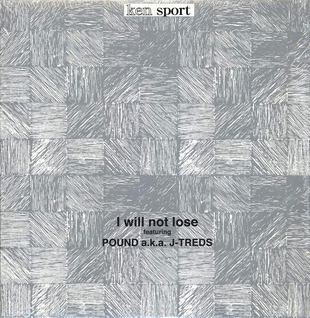 "Ken Sport: I Will Not Lose, 12"" Maxi Single (Vinyl)"