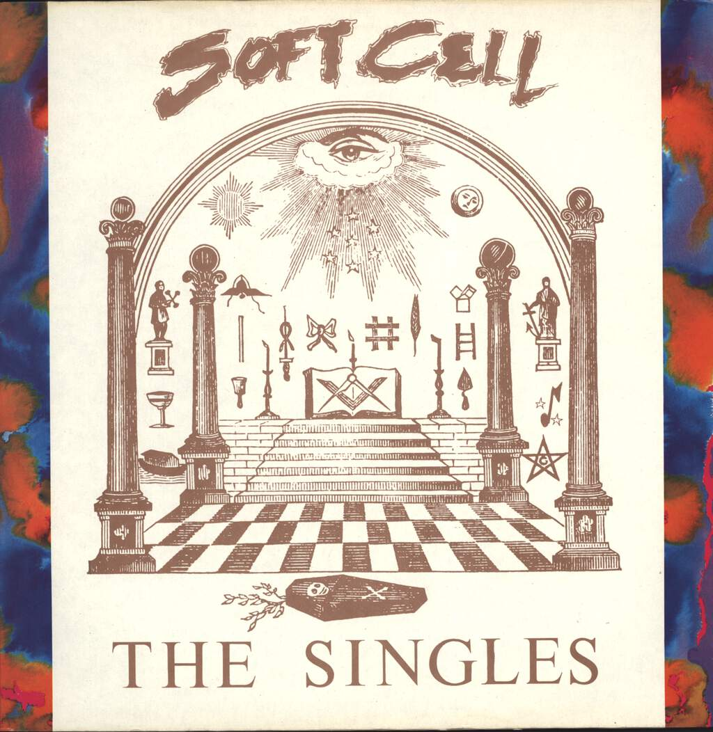 Soft Cell: The Singles, LP (Vinyl)