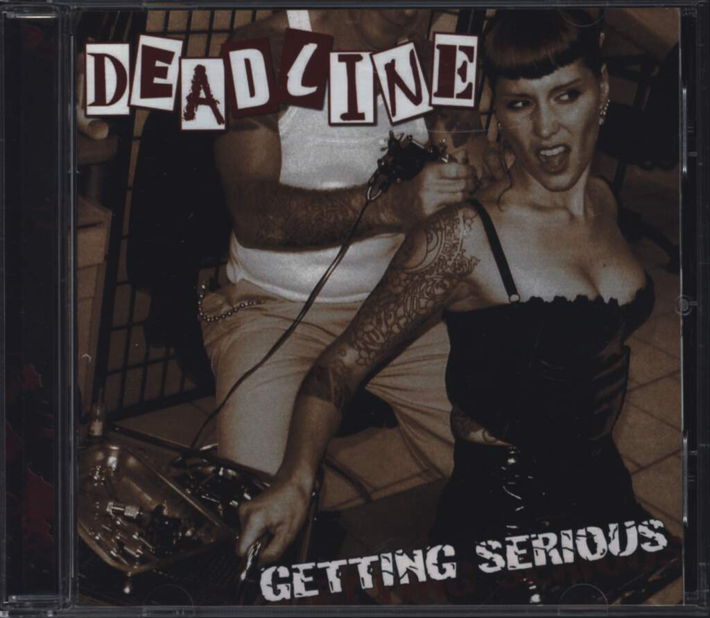 Deadline: Getting Serious, CD