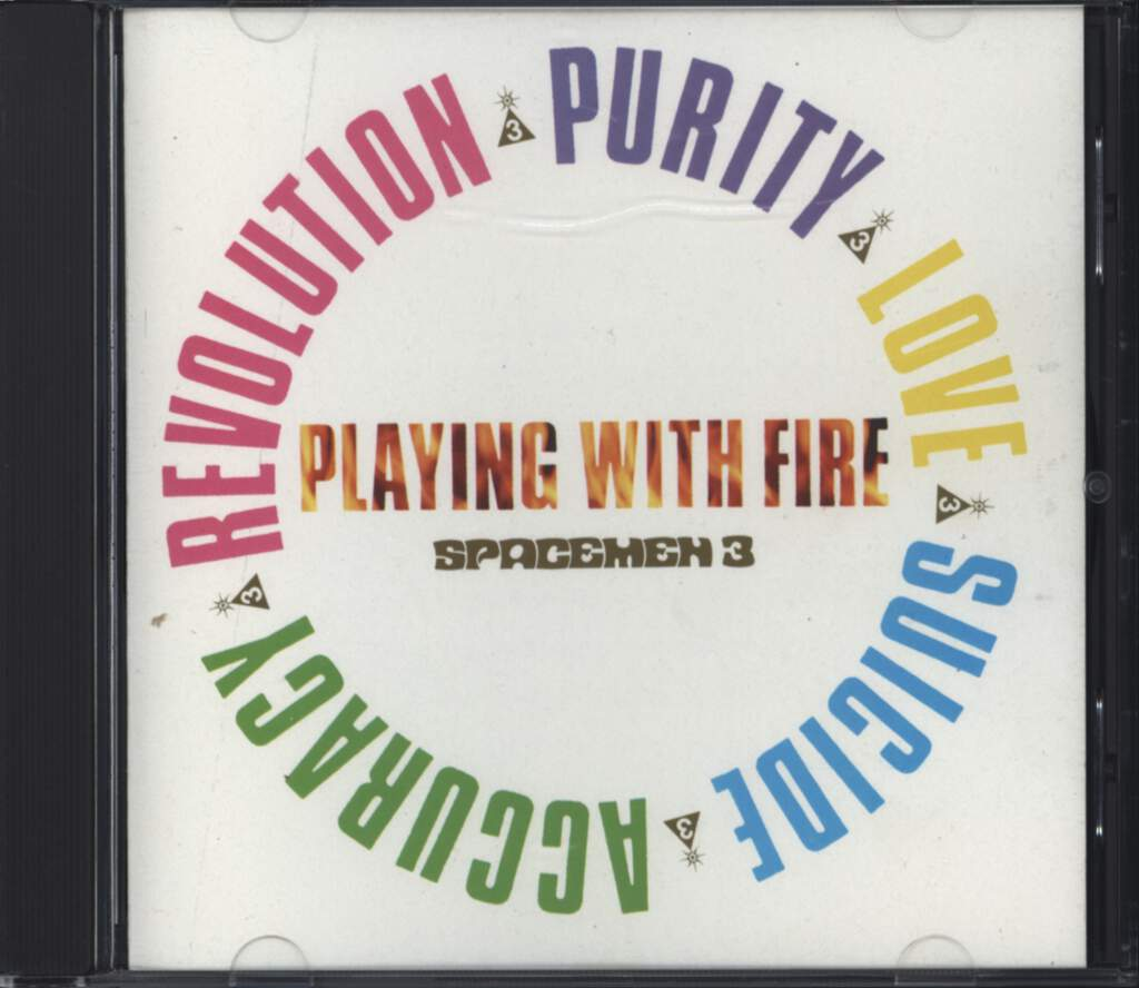 Spacemen 3: Playing With Fire, CD