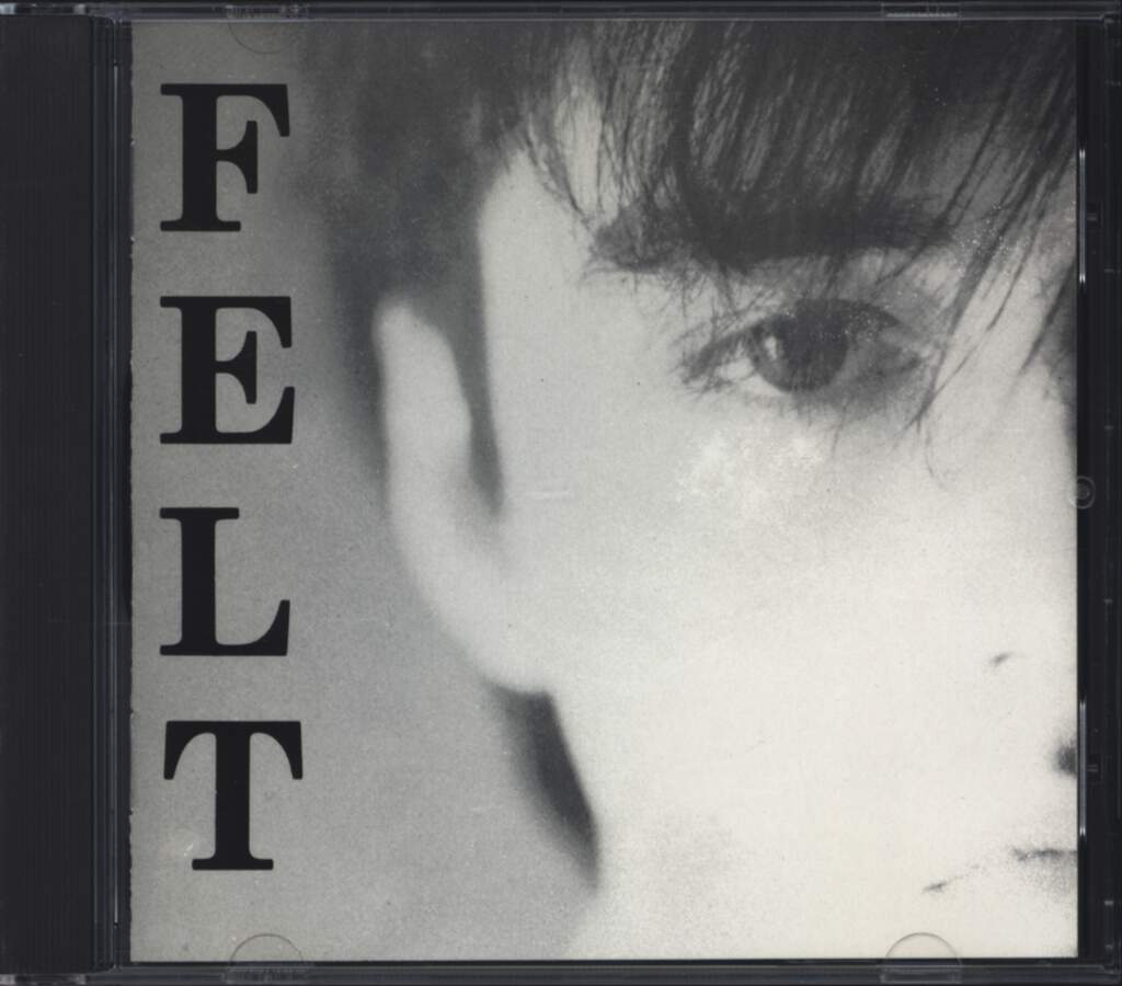 Felt: Crumbling The Antiseptic Beauty / The Splendour Of Fear, CD