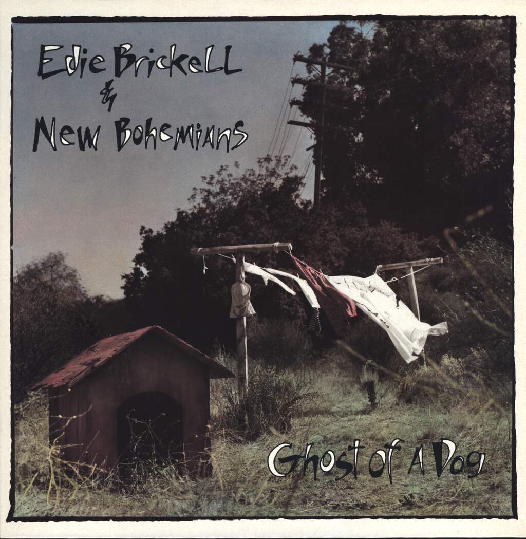 Edie Brickell & New Bohemians: Ghost Of A Dog, LP (Vinyl)
