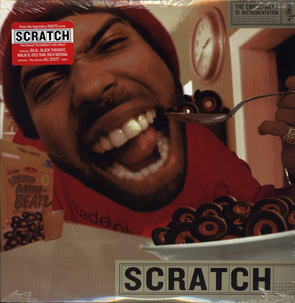 Scratch: The Embodiment Of Instrumentation, LP (Vinyl)