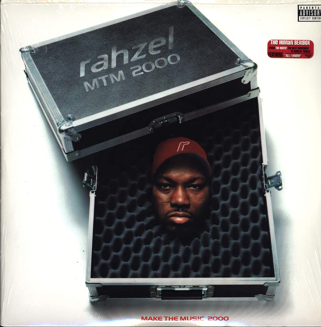 Rahzel: Make The Music 2000, LP (Vinyl)