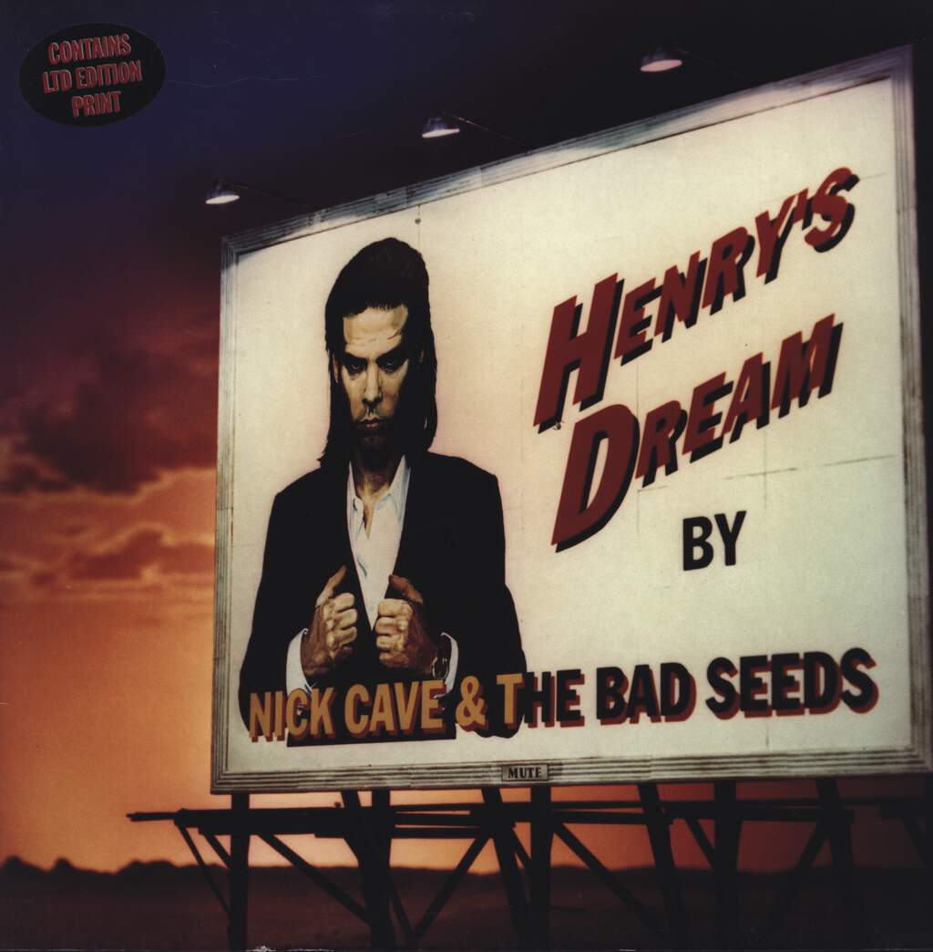Nick Cave & The Bad Seeds: Henry's Dream, LP (Vinyl)