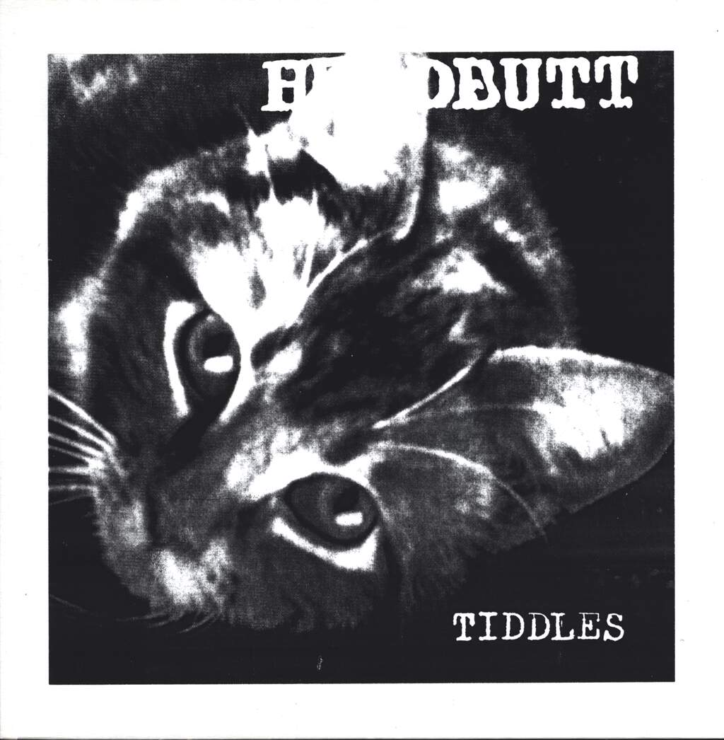 Headbutt: Tiddles, LP (Vinyl)