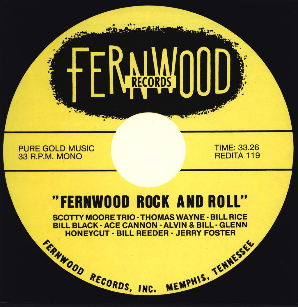 Various: Fernwood Rock And Roll, LP (Vinyl)