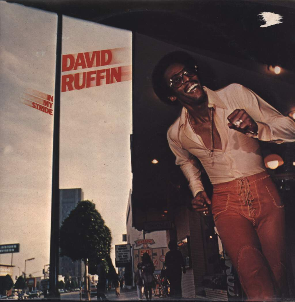 David Ruffin: In My Stride, LP (Vinyl)
