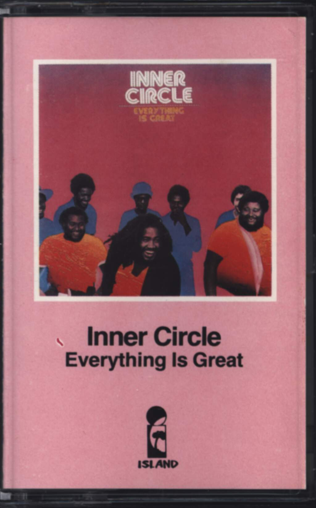 Inner Circle: Everything Is Great, Compact Cassette