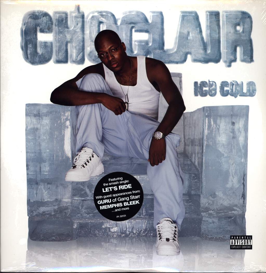 Choclair: Ice Cold, LP (Vinyl)
