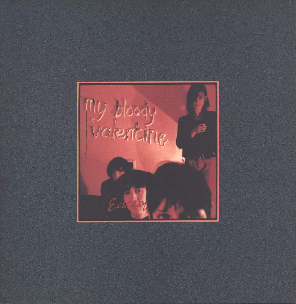 My Bloody Valentine: Ecstasy, Mini LP (Vinyl)