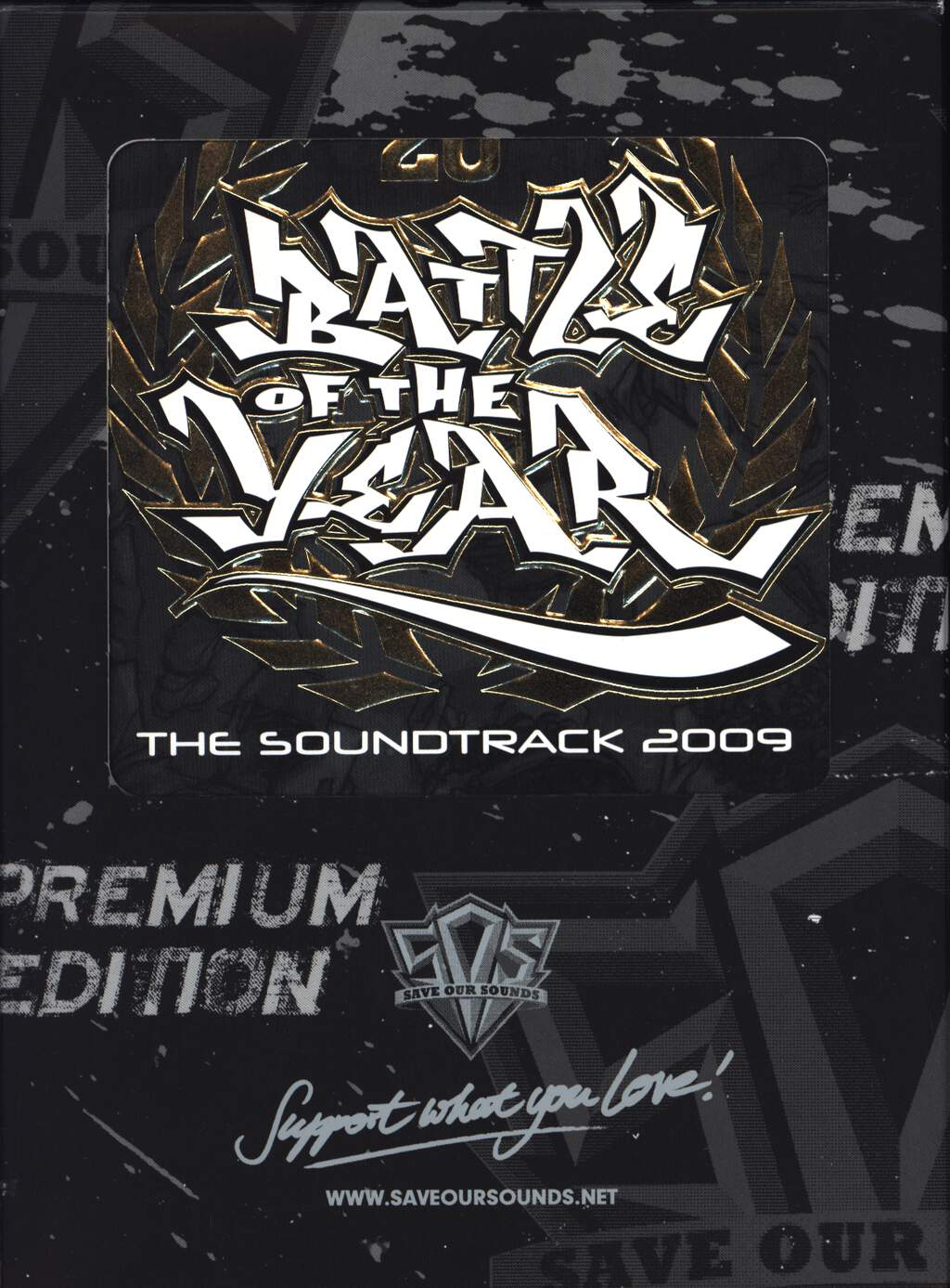 Various: International Battle Of The Year 2009 The Soundtrack - Premium Edition, CD