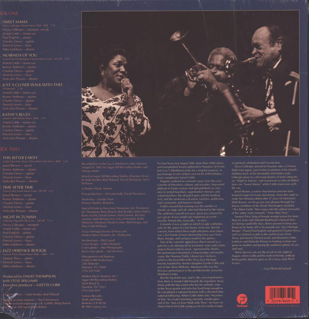Arnett Cobb: Show Time, LP (Vinyl)