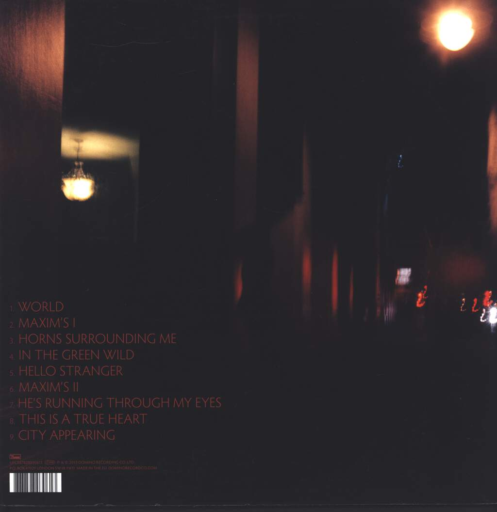 Julia Holter: Loud City Song, LP (Vinyl)