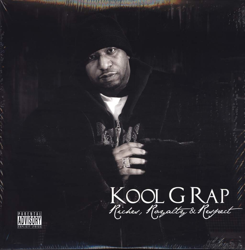 Kool G Rap: Riches, Royalty & Respect, LP (Vinyl)