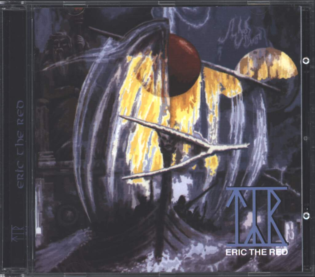 Týr: Eric The Red, CD