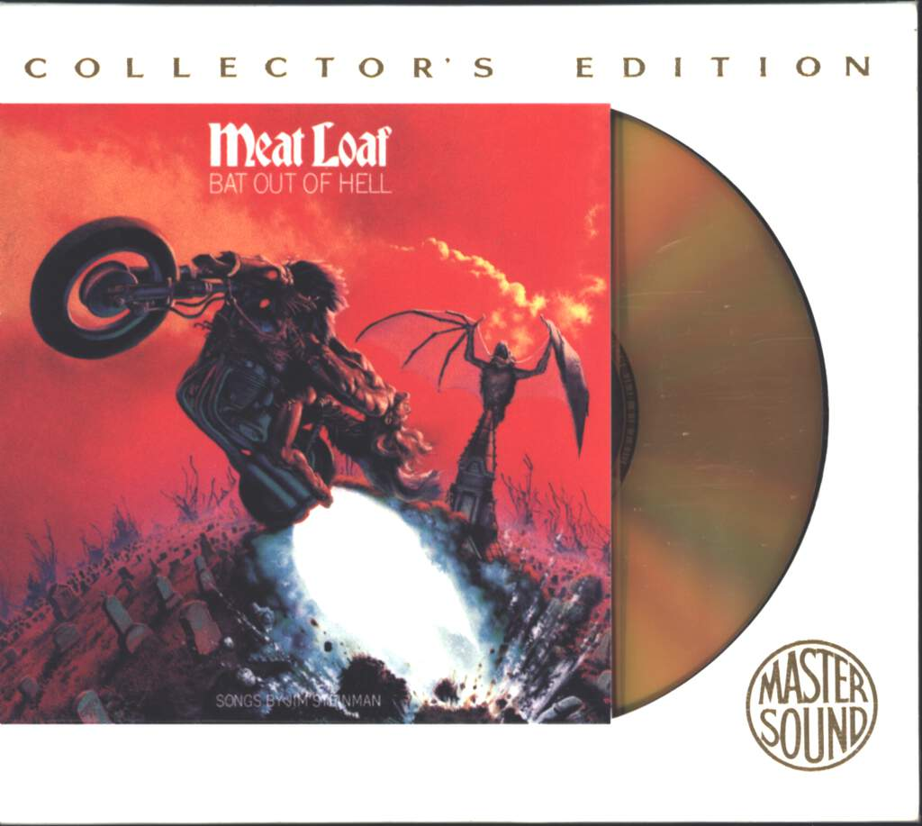 Meat Loaf: Bat Out Of Hell, CD