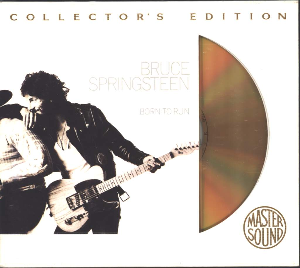 Bruce Springsteen: Born To Run, CD