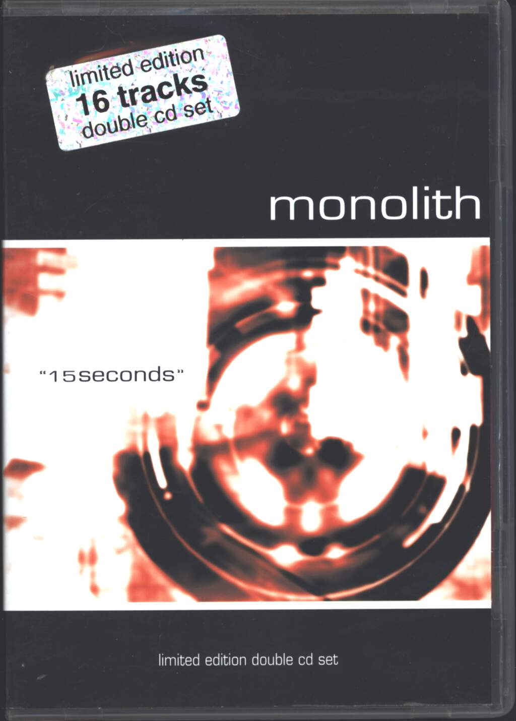 Monolith: 15 Seconds, CD