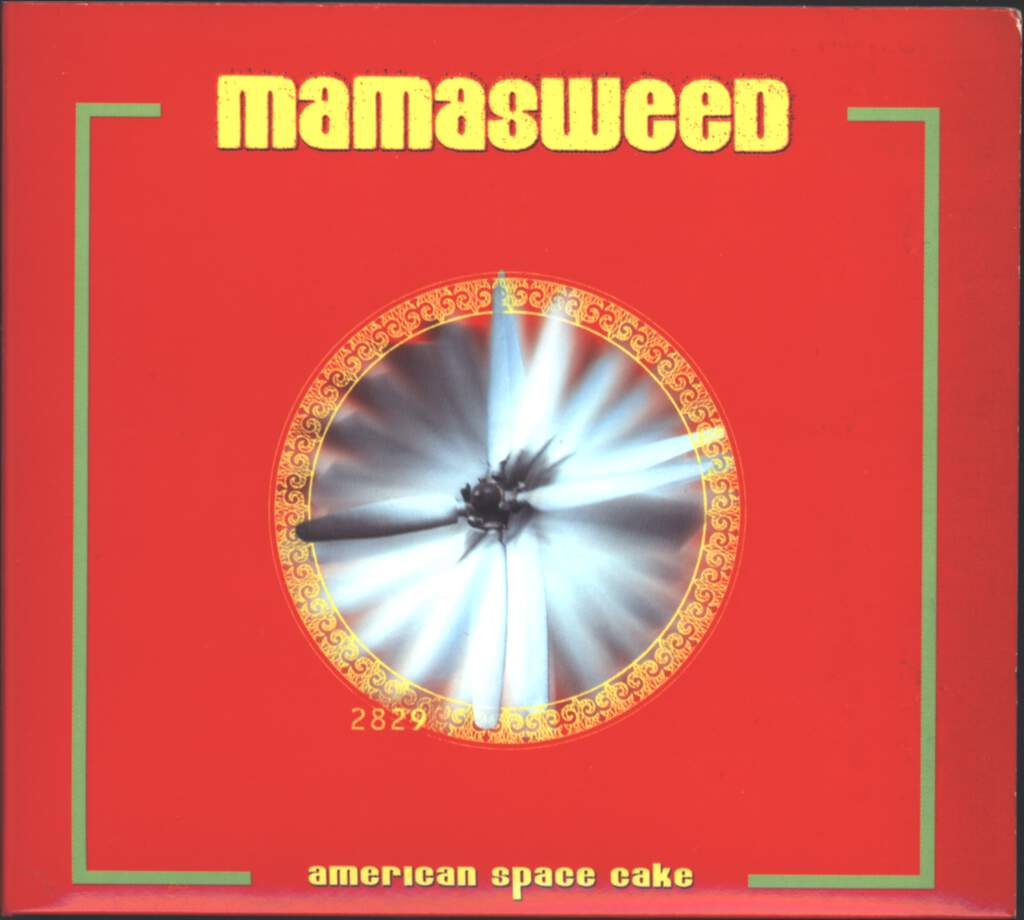 Mamasweed: American Space Cake, CD