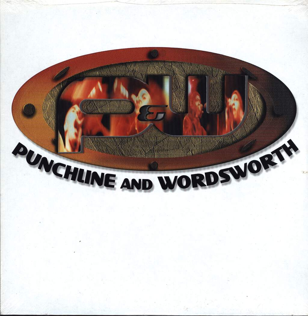 "Punch & Words: Punchline And Wordsworth, 12"" Maxi Single (Vinyl)"
