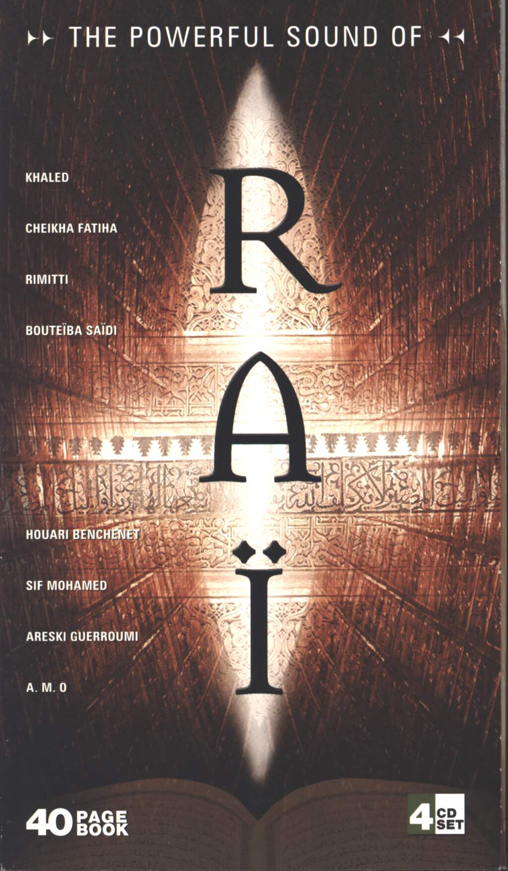 Various: The Powerful Sound Of Raï, CD