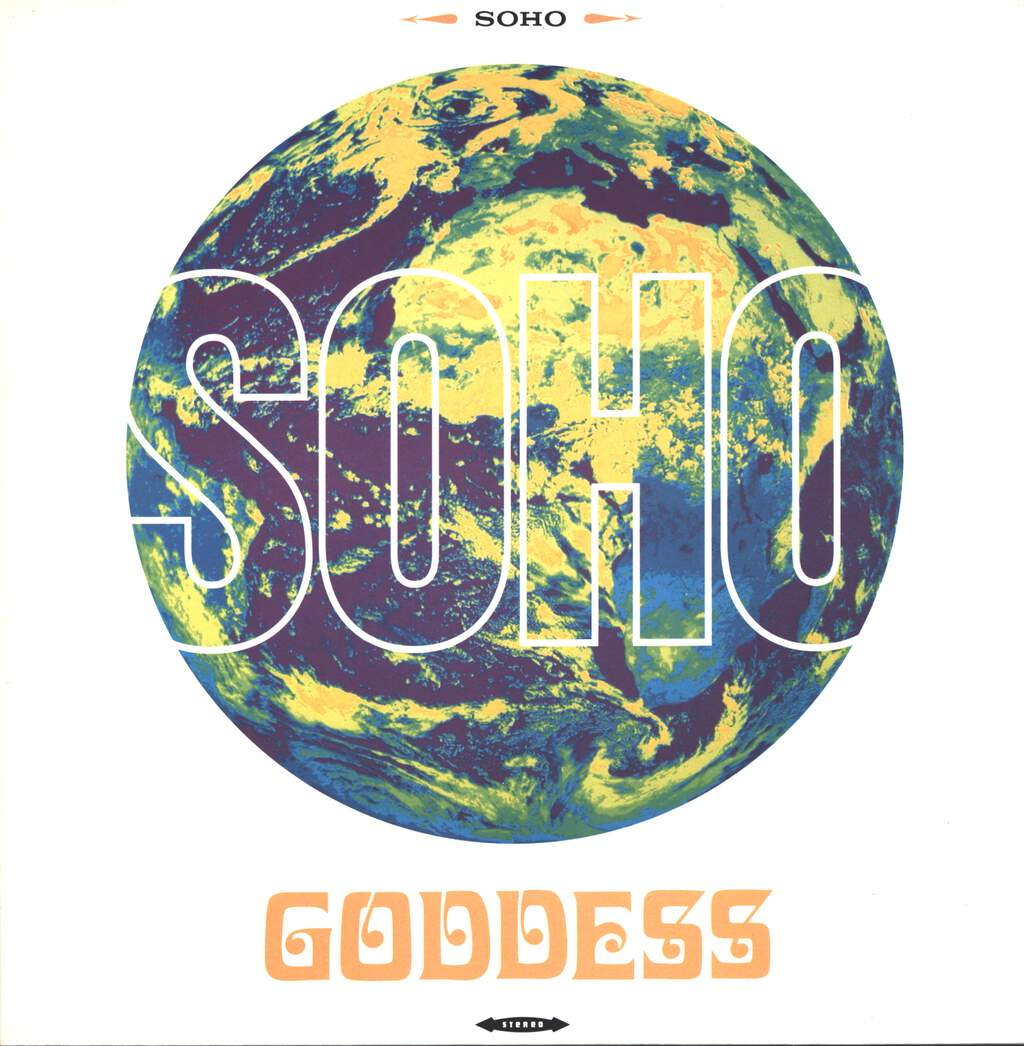 Soho: Goddess, LP (Vinyl)