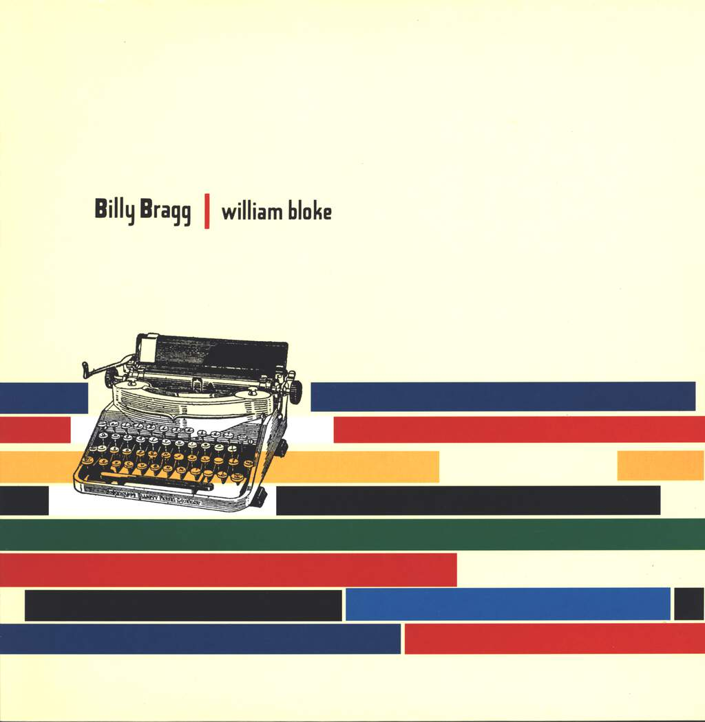 Billy Bragg: William Bloke, LP (Vinyl)