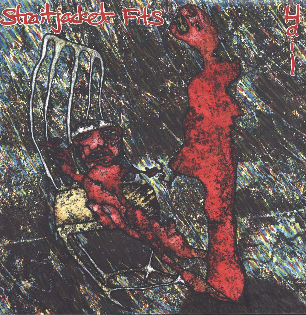 Straitjacket Fits: Hail, LP (Vinyl)