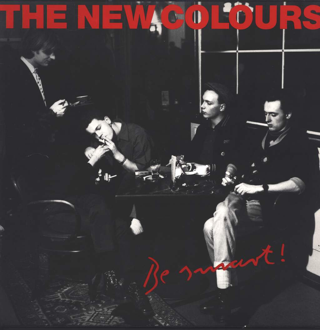 "The New Colours: Be Smart!, 12"" Maxi Single (Vinyl)"