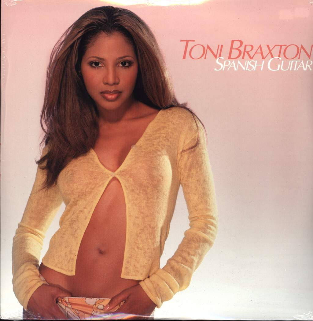 "Toni Braxton: Spanish Guitar, 12"" Maxi Single (Vinyl)"
