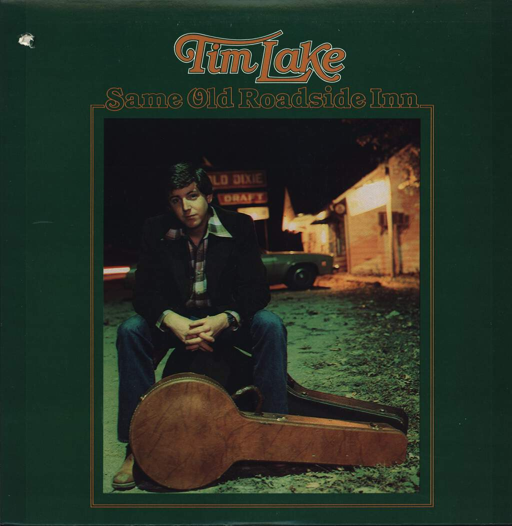 Tim Lake: Same Old Roadside Inn, LP (Vinyl)