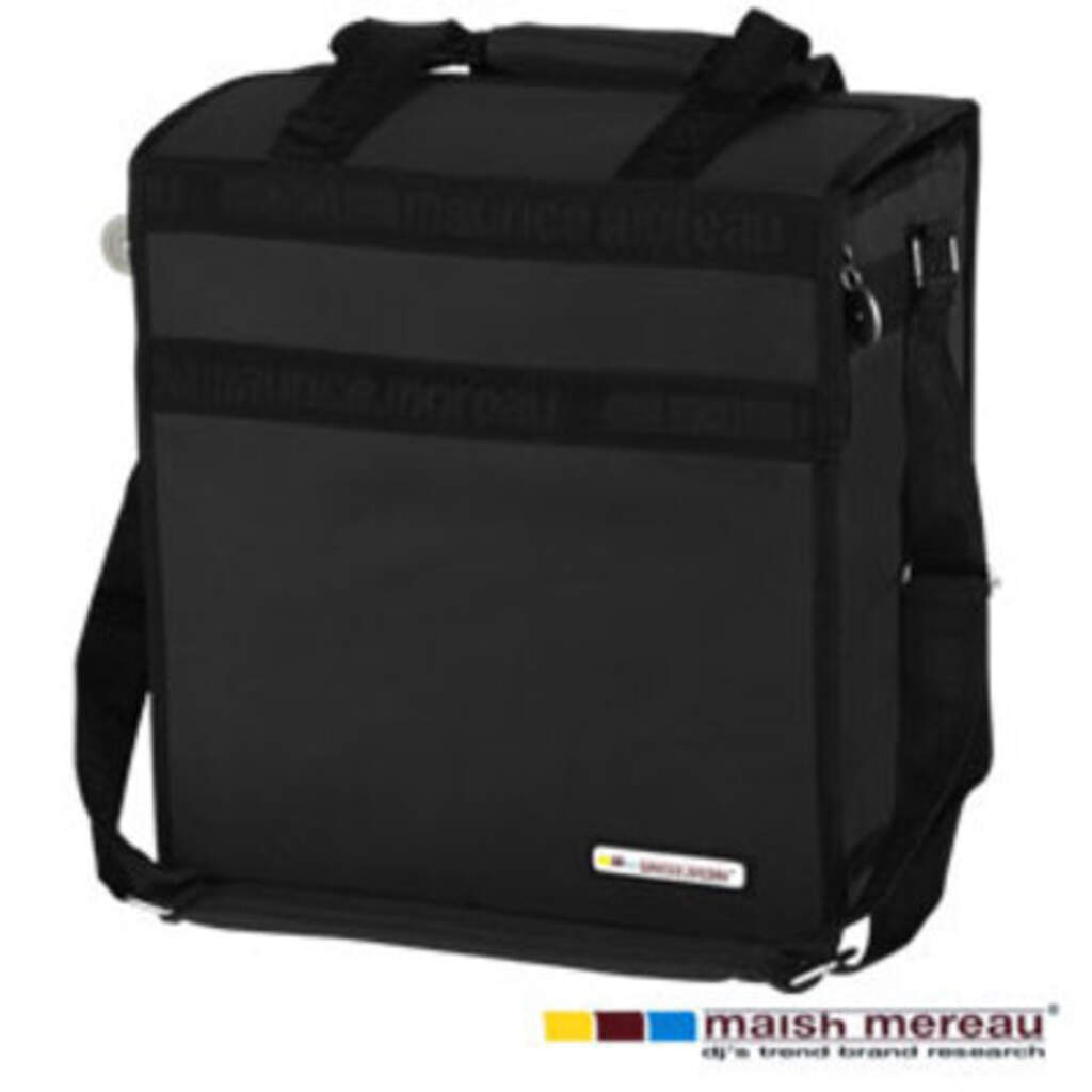 Recordbag / Plattentasche: MaishMereau Recordbag 2K XP schwarz, Other
