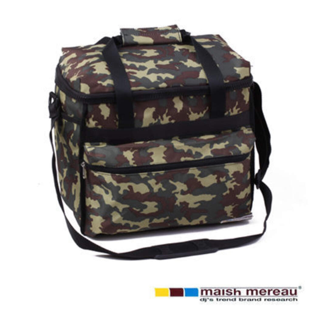 Recordbag / Plattentasche: MaishMereau DJ-Bag Classic camouflage, Other