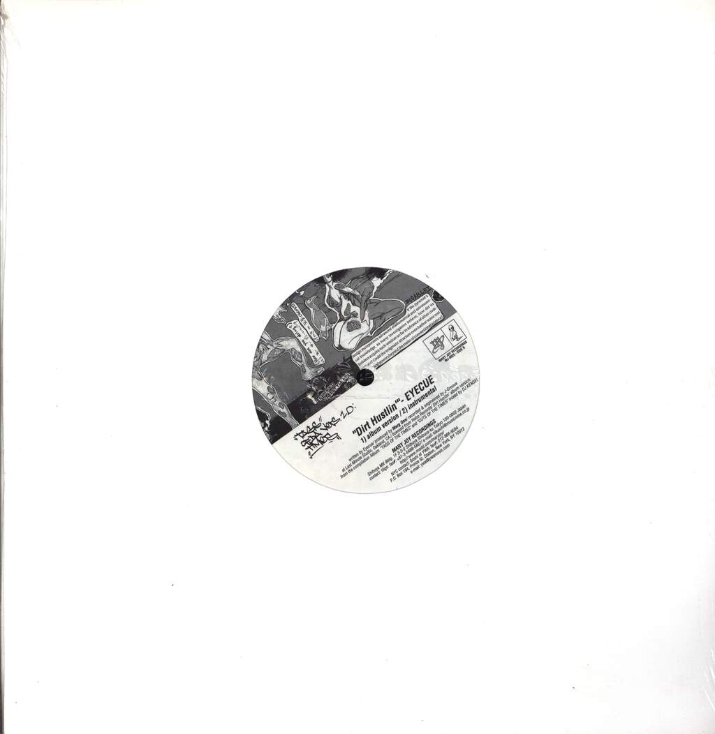 "Mr. No No: Scand'lous / Dirt Hustlin', 12"" Maxi Single (Vinyl)"