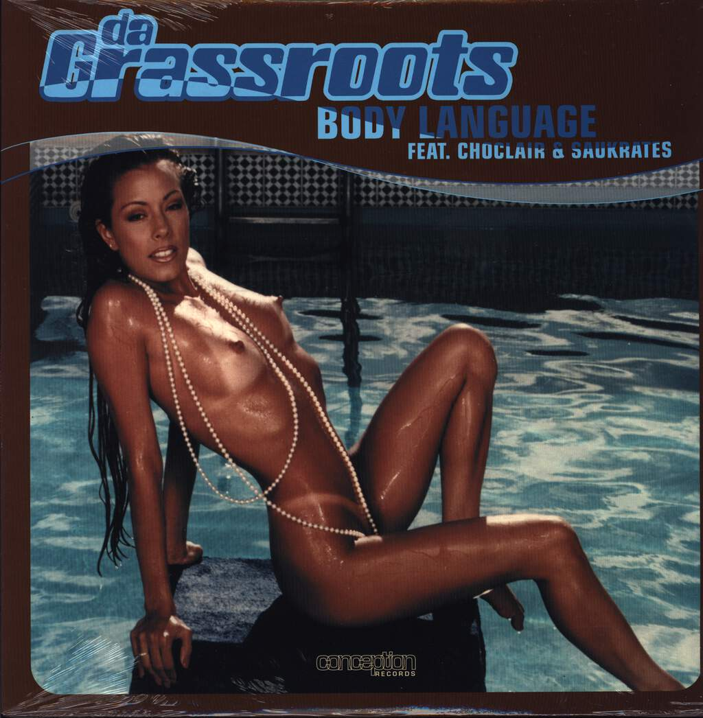 "Da Grassroots: Body Language, 12"" Maxi Single (Vinyl)"