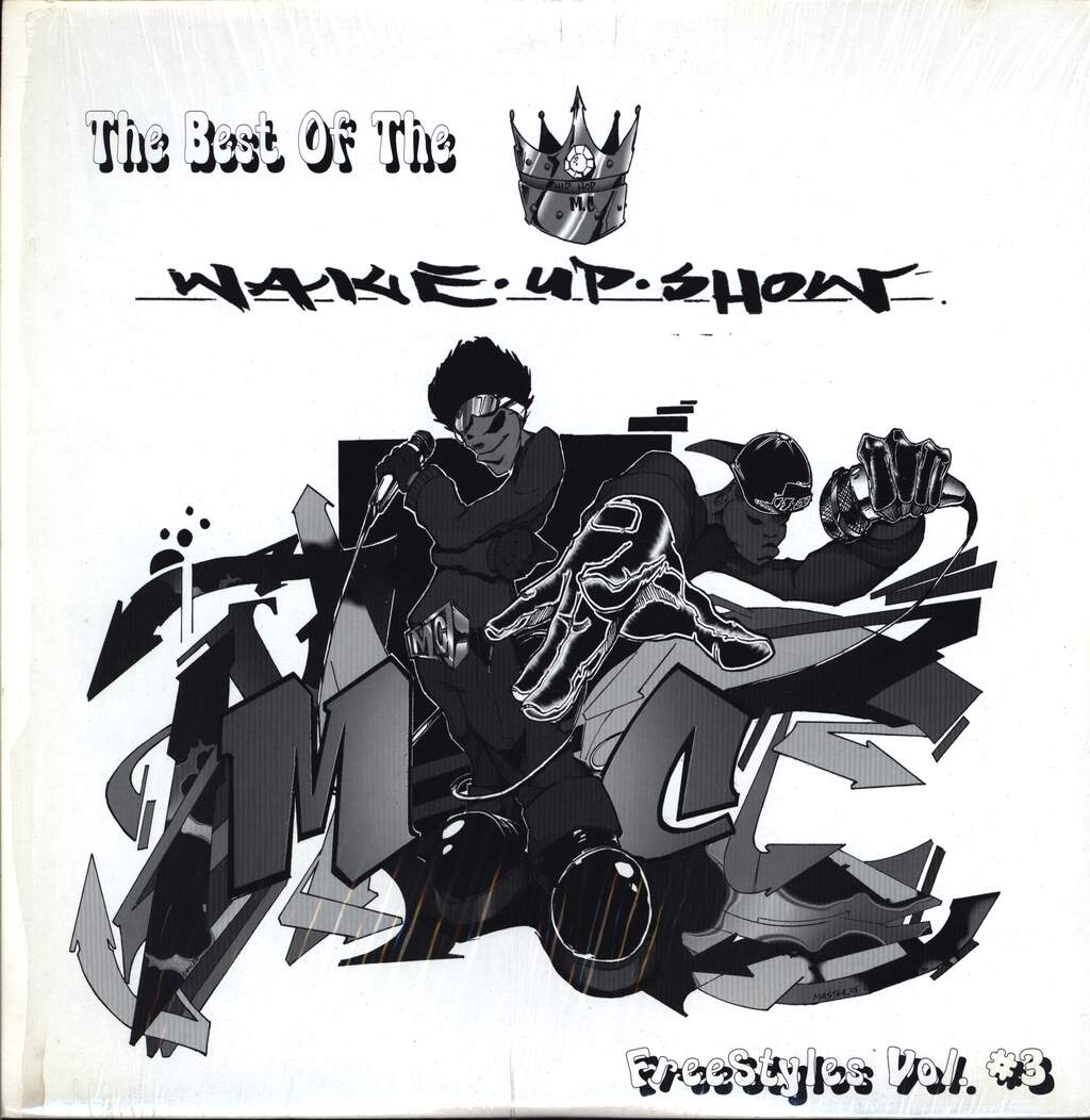 Sway & King Tech: Wake Up Show Freestyles Vol. 3, LP (Vinyl)