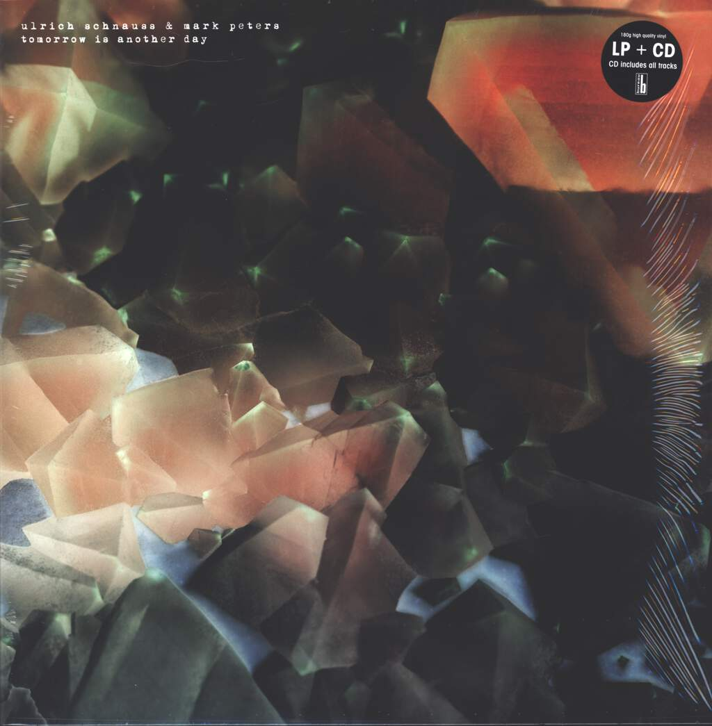 Ulrich Schnauss & Mark Peters: Tomorrow Is Another Day, LP (Vinyl)