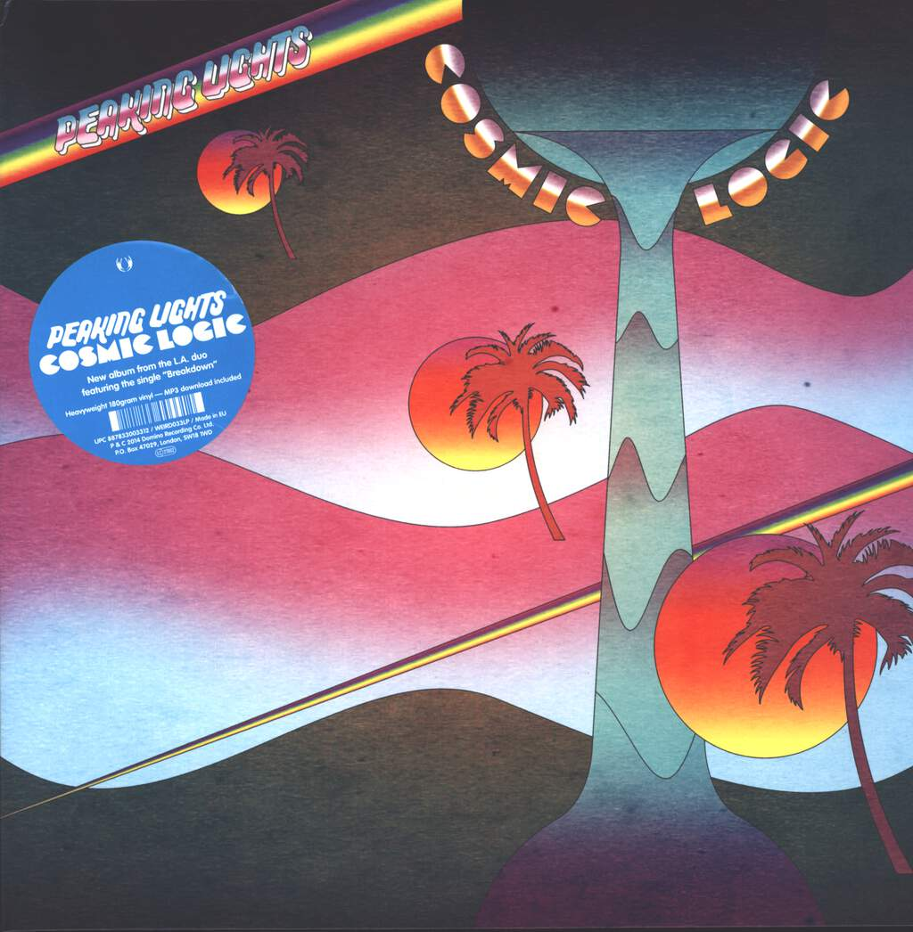 Peaking Lights: Cosmic Logic, LP (Vinyl)