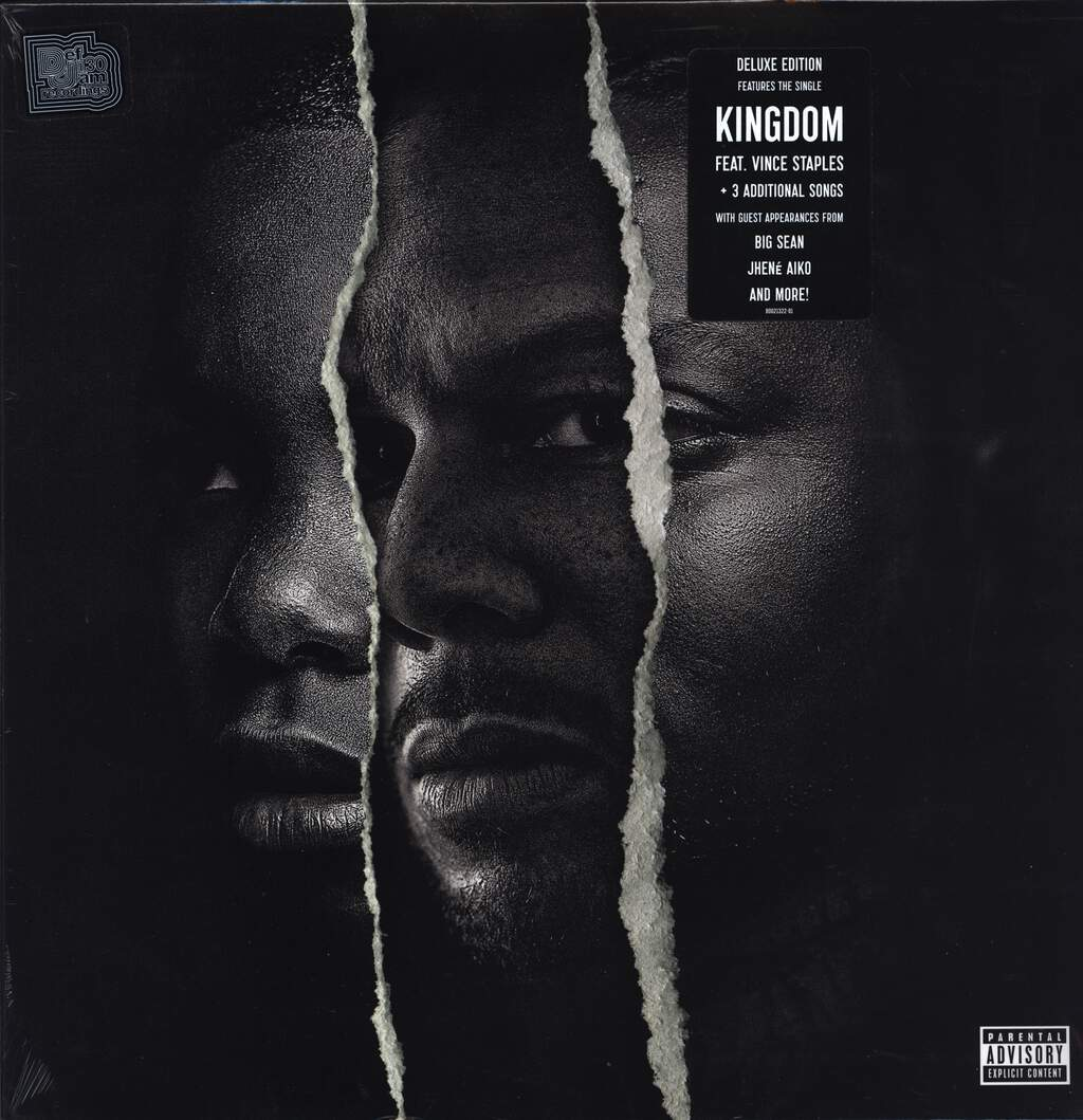 Common: Nobody's Smiling, LP (Vinyl)