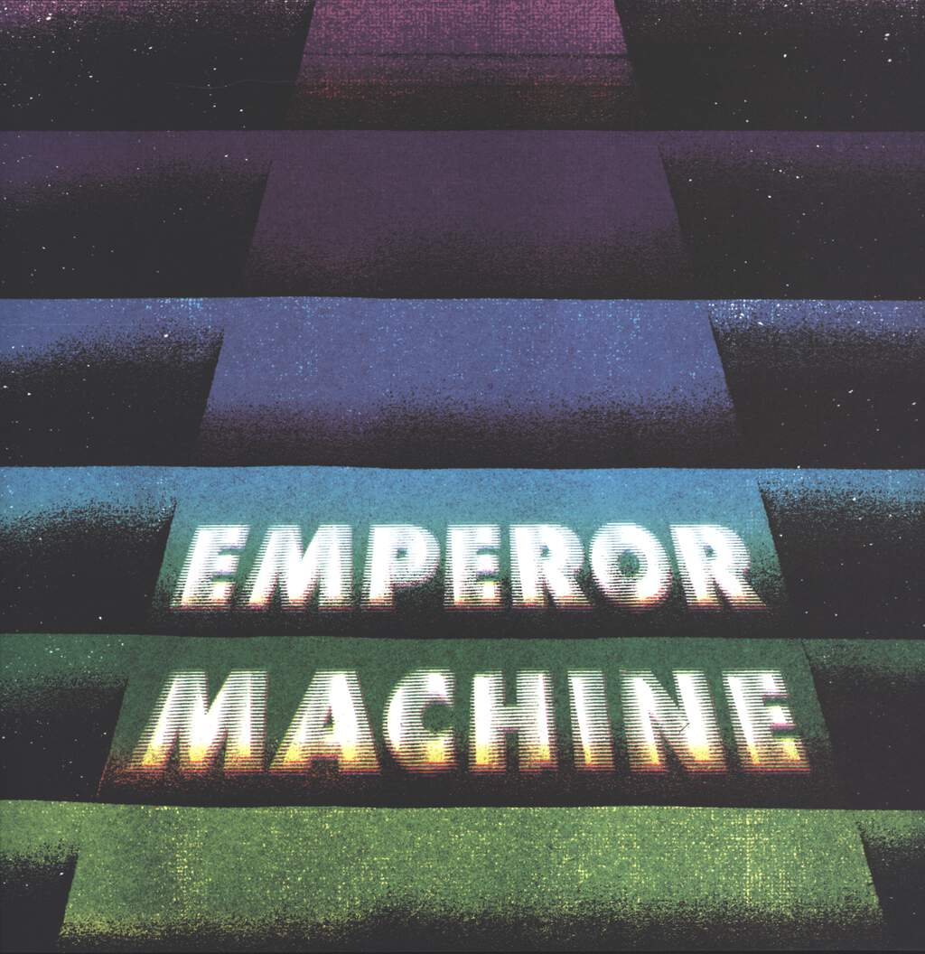 "The Emperor Machine: Vertical Tones & Horizontal Noise Part 2, 12"" Maxi Single (Vinyl)"