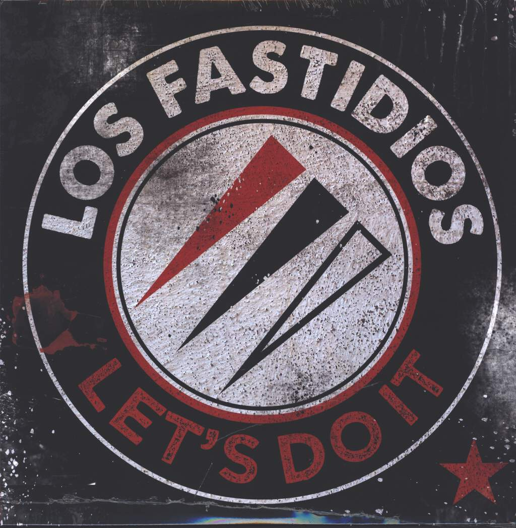 Los Fastidios: Let's Do It, LP (Vinyl)