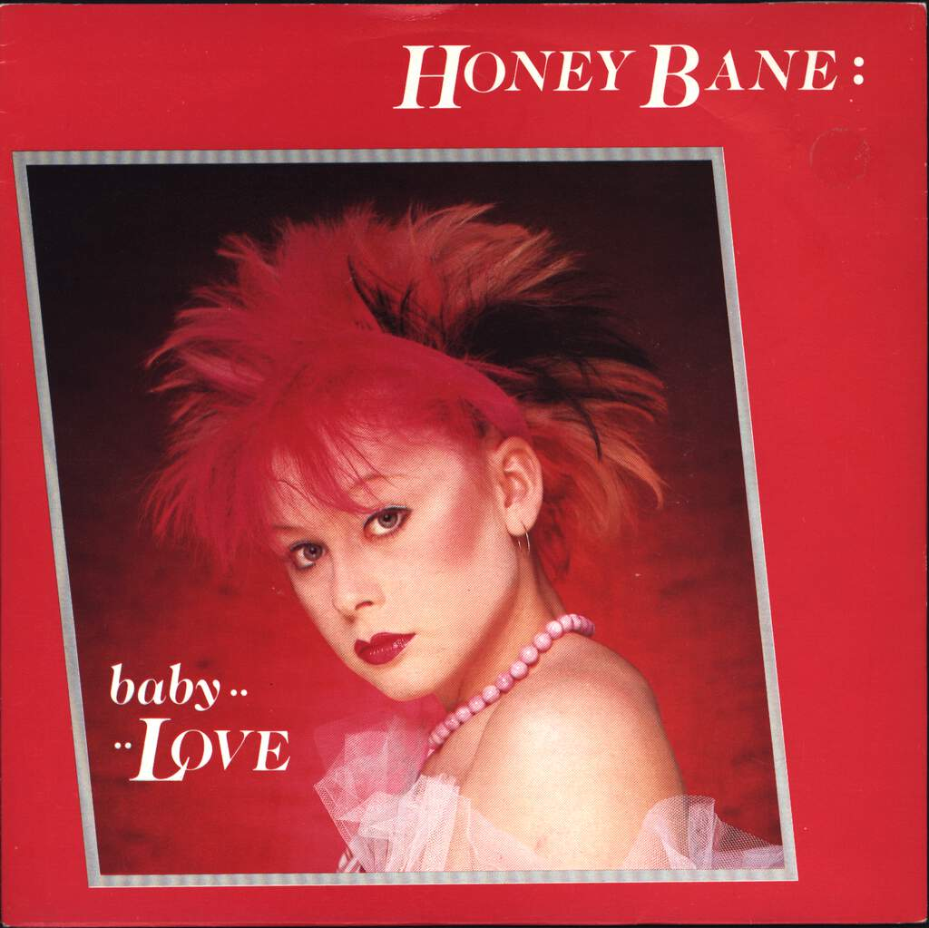 "Honey Bane: Baby Love, 7"" Single (Vinyl)"