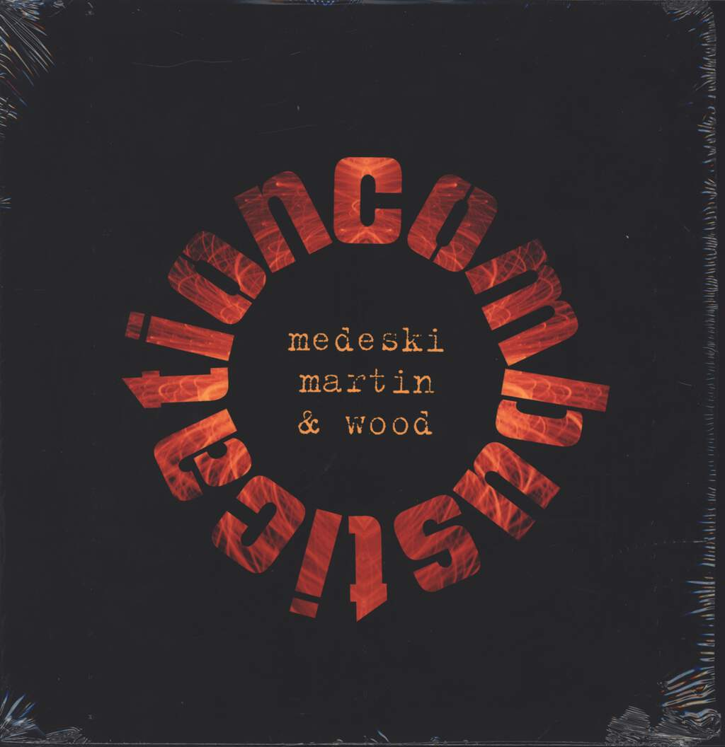 Medeski Martin & Wood: Combustication, LP (Vinyl)