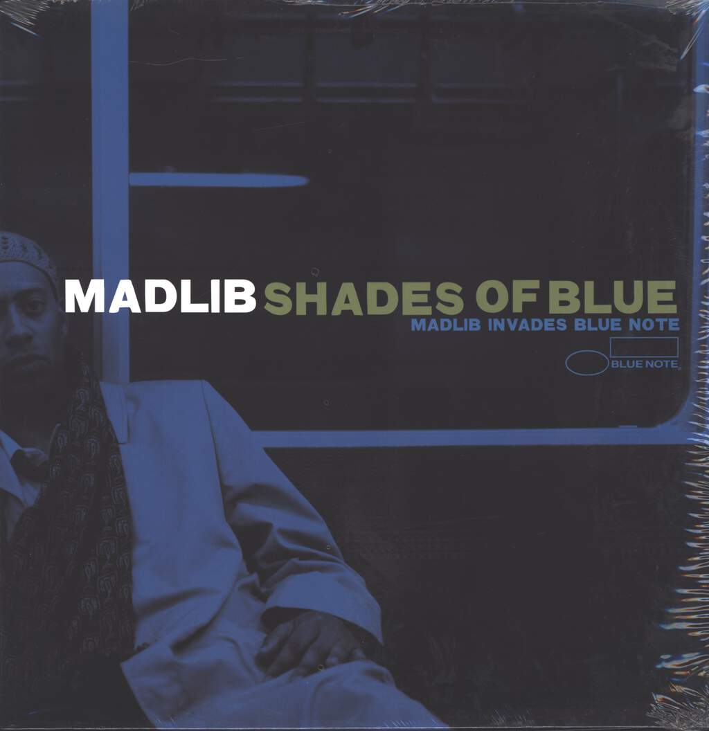Madlib: Shades Of Blue, LP (Vinyl)