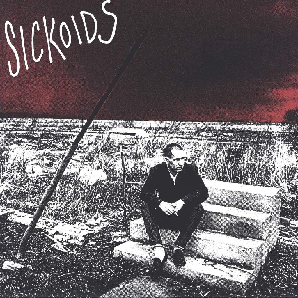 "Sickoids: No Home, 12"" Maxi Single (Vinyl)"