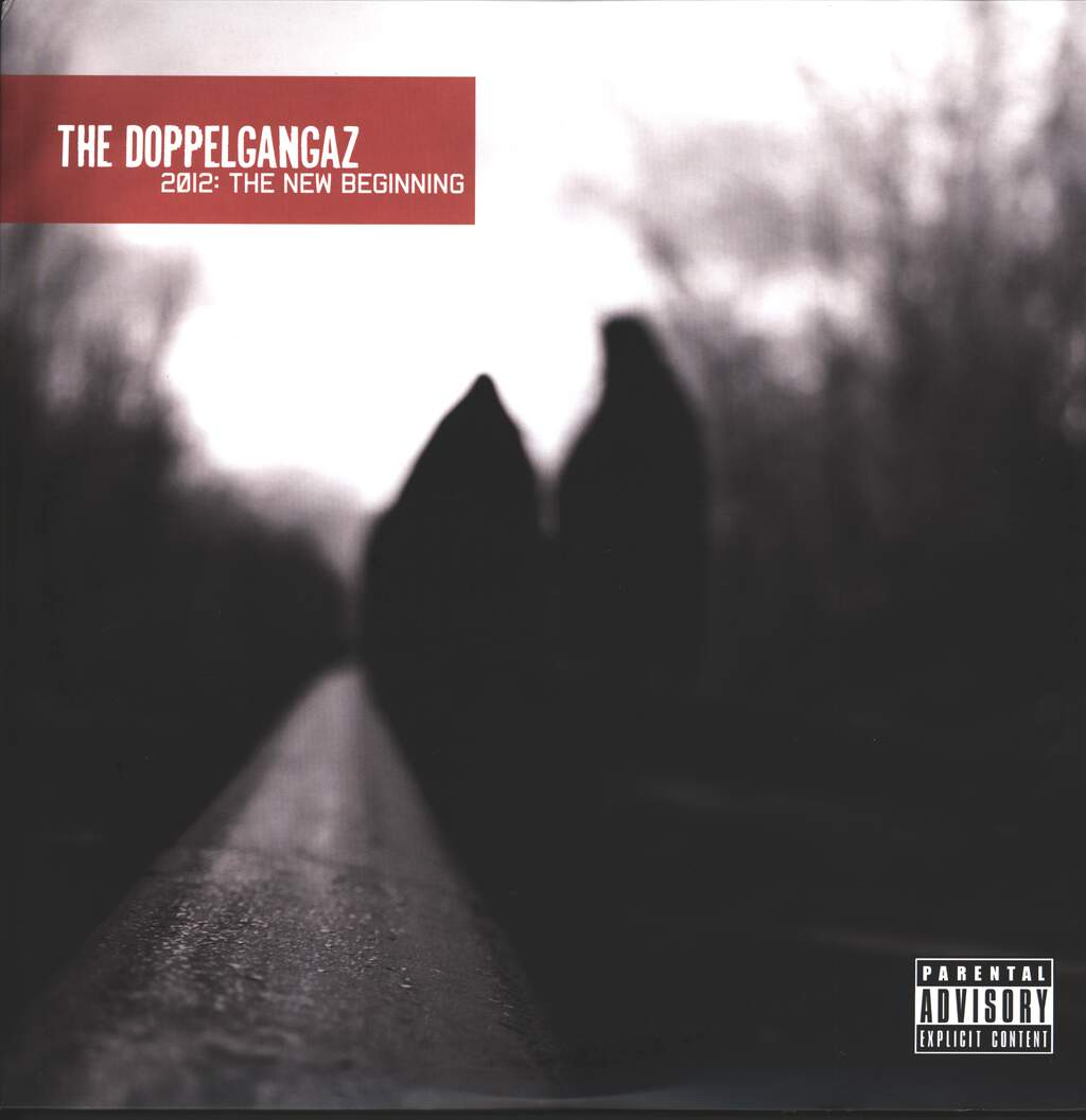 The Doppelgangaz: 2012: The New Beginning, 2×LP (Vinyl)